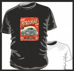 KOOLART PETROLHEAD SPEED SHOP Design For Retro Nissan Skyline R32 mens or ladyfit t-shirt
